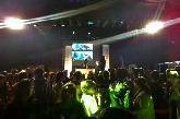 Teenager-Party Disco Dome - Grosse Stars für junges Publikum