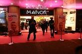 Manor - Eröffnung ganz im Sinne der Schönheit