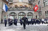 Wahlfeier Bundespräsident Ueli Maurer im Landesmuseum Zürich