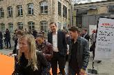Migros - Mitarbeiteranlass für neue Dachkampagne