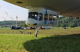 Edelweiss Air AG - Geburtstagspartys mit dem Edelweiss Zeppelin