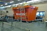 Migros - Früchtewagen
