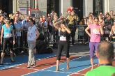 Ryffel Running - High Heel Run auf dem Bern - Bundesplatz