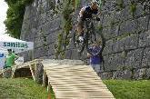 Sanitas - Bike Days, Auftritt Hauptsponsor