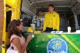 Chiquita Mobil bei Manor