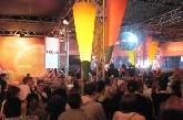 Migros - M-Lounge an den grössten Schweizer Festivals