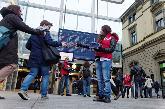 Gutscheine für's Shopping im Bahnhof Winterthur