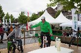 Sanitas als Hauptsponsor an den Bike Days in Solothurn