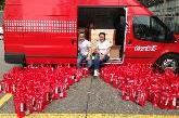 Coca Cola - door to door Promotion