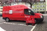 Coca Cola - door to door Promotion