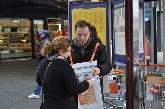 Migros - Stille Eröffnung Migros Neumarkt St. Gallen