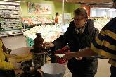 Chiquita Degustation im Neumarkt St.Gallen