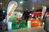 Migros - Mit Einfällen gegen den Abfall - Generation M Recycling-Roadshow
